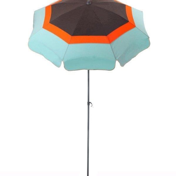 Parasol de terrasse de ville lacanau accessoire de soleil