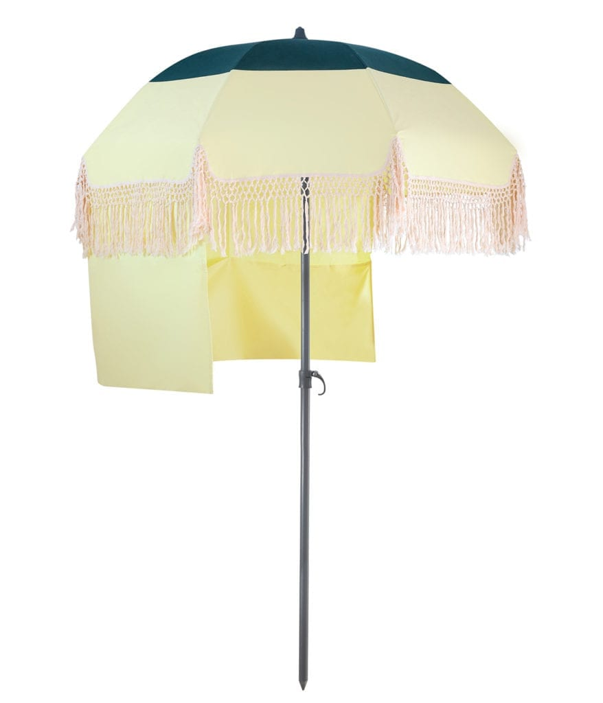 parasol de jardin haut de gamme palm spring accessoire de soleil. Black Bedroom Furniture Sets. Home Design Ideas
