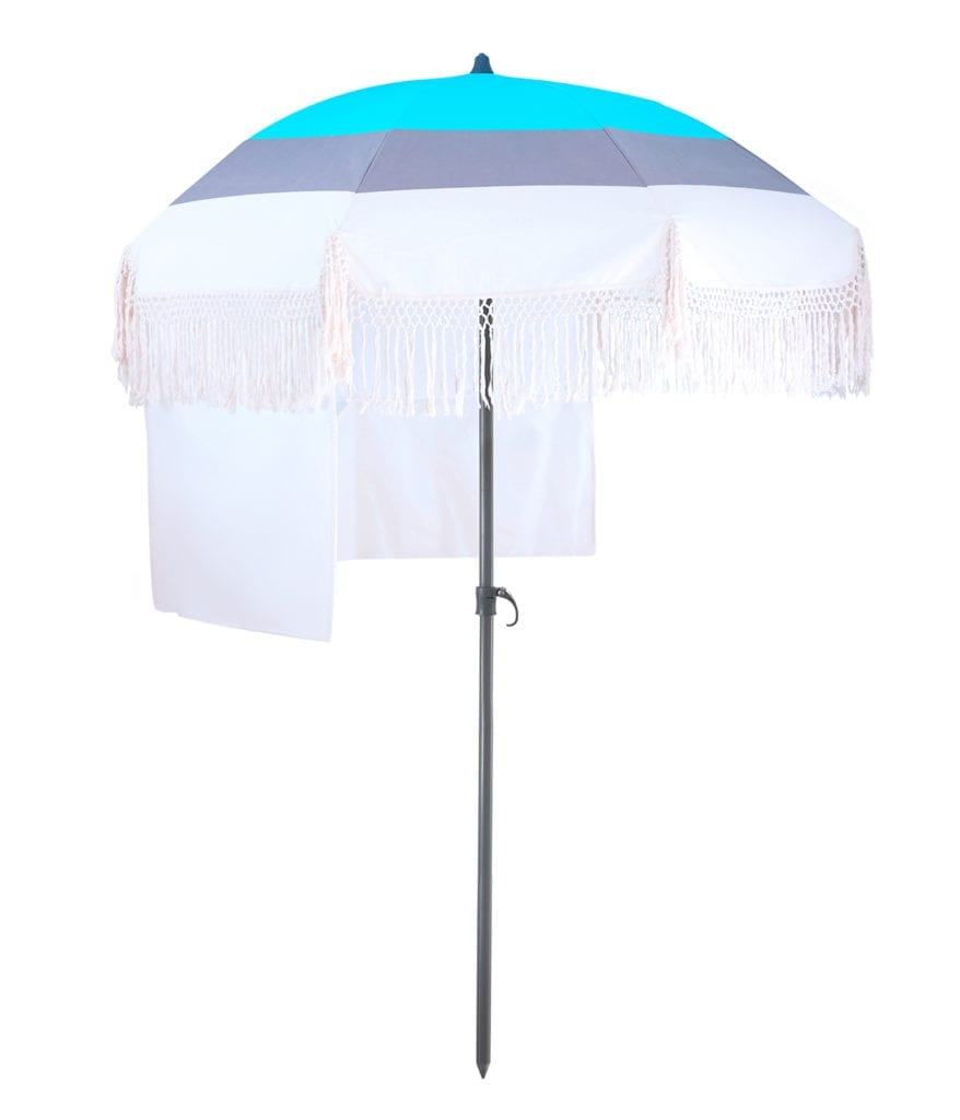 parasol de plage de haute qualit zanzibar accessoire de soleil pour l 39 t. Black Bedroom Furniture Sets. Home Design Ideas