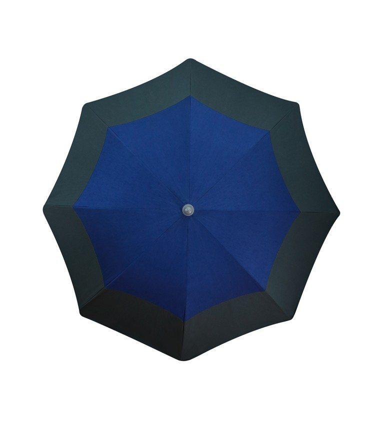 Parasol de plage en solde Biarritz - Parasol rond Accessoire de Soleil