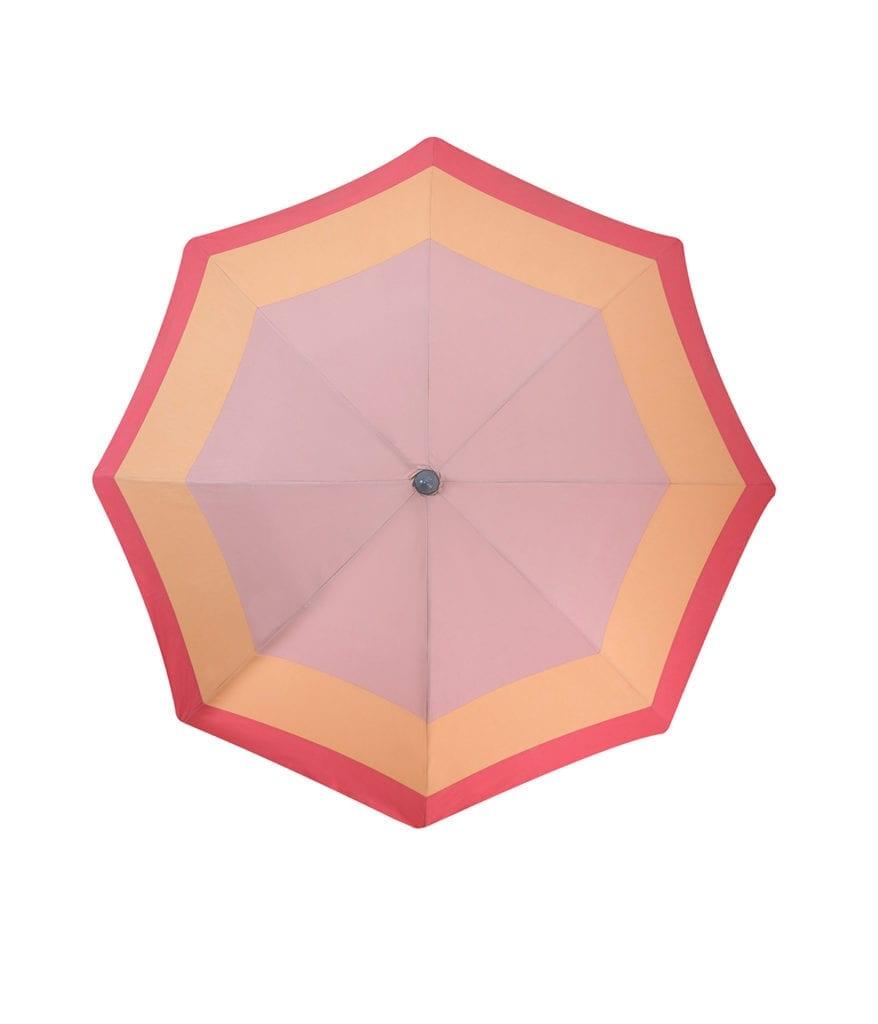 Parasol de plage Miami Accessoire de soleil - parasol pliable resistant au vent