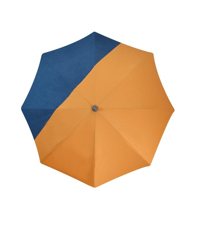 Parasol haut de gamme Pondichery - parasol plage de luxe Accessoire de Soleil