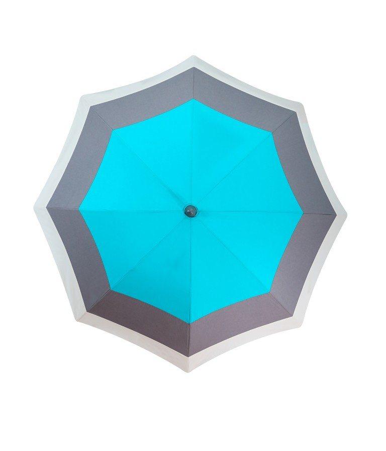 Parasol plage pliable Zanzibar - parasol en solde sur Accessoire de Soleil