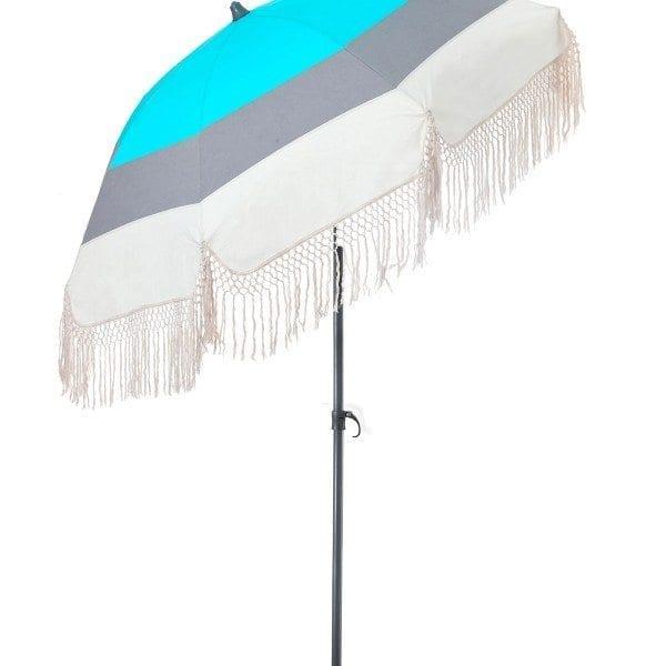 zanzibar parasol inclinable de table solde