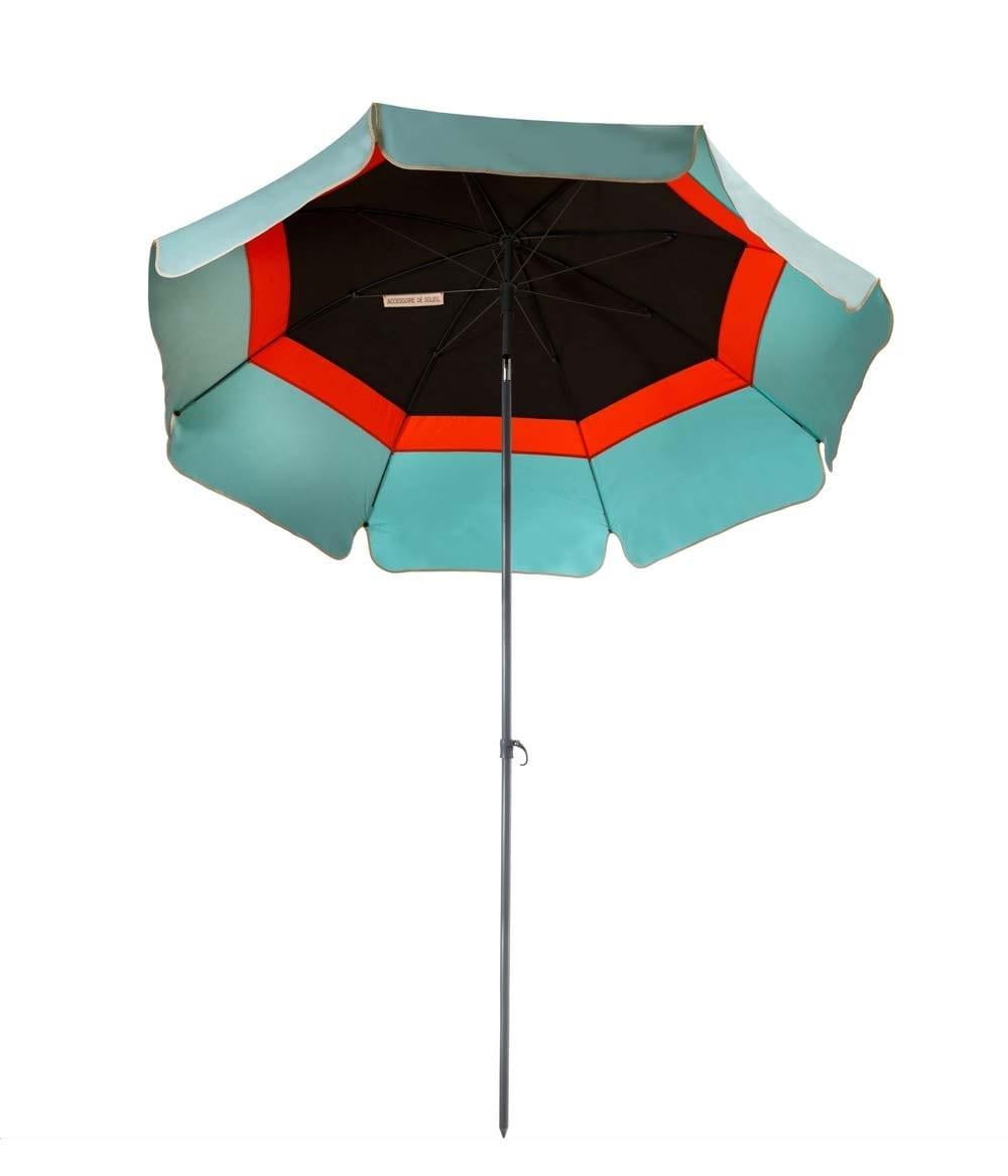 parasol rond haut de gamme lacanau accessoire de soleil. Black Bedroom Furniture Sets. Home Design Ideas
