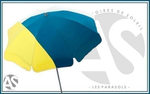 Parasol de terrasse de ville rio accessoire de soleil