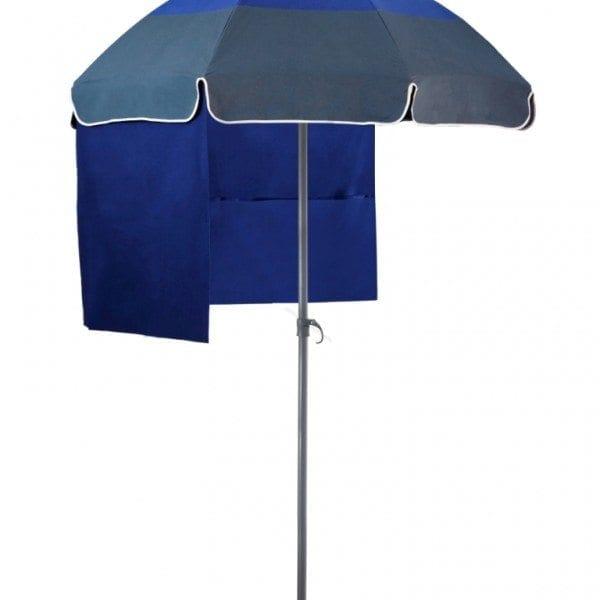 Jupe coupe vent parasol inclinable biarritz accessoire de soleil - Toile de parasol 8 baleines ...
