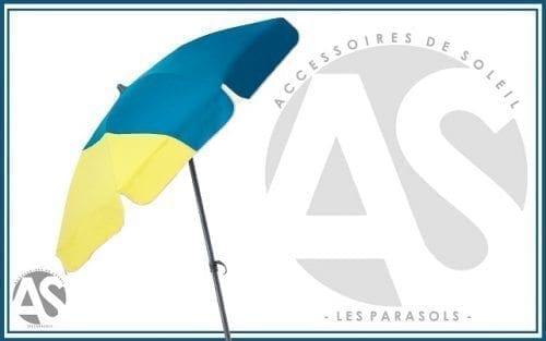 Parasol inclinable de table rio accessoire de soleil