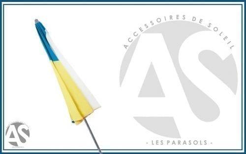 Parasol orientable leger rio accessoire de soleil
