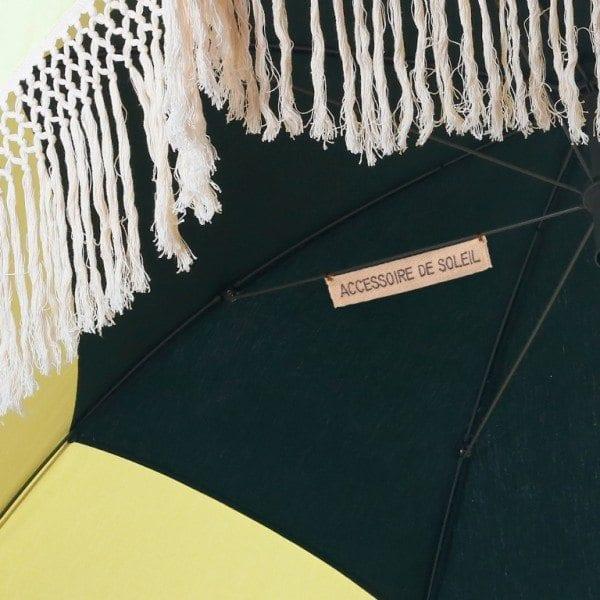 Parasol pas cher Palm Spring Accessoire de soleil - solide et résistant
