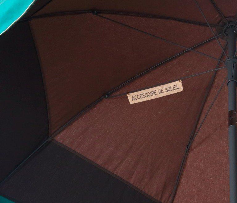Parasol pas cher Paris Accessoire de soleil - solide et résistant