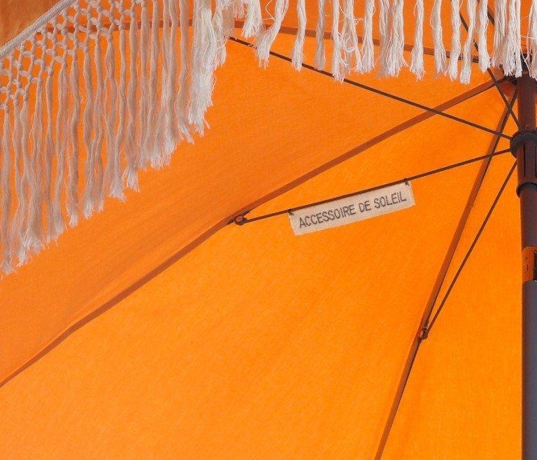 Parasol pas cher Pondichery Accessoire de soleil - solide et résistant