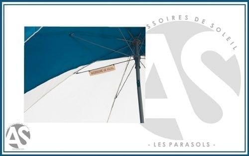 Parasol pas cher Rio Accessoire de soleil - solide et résistant