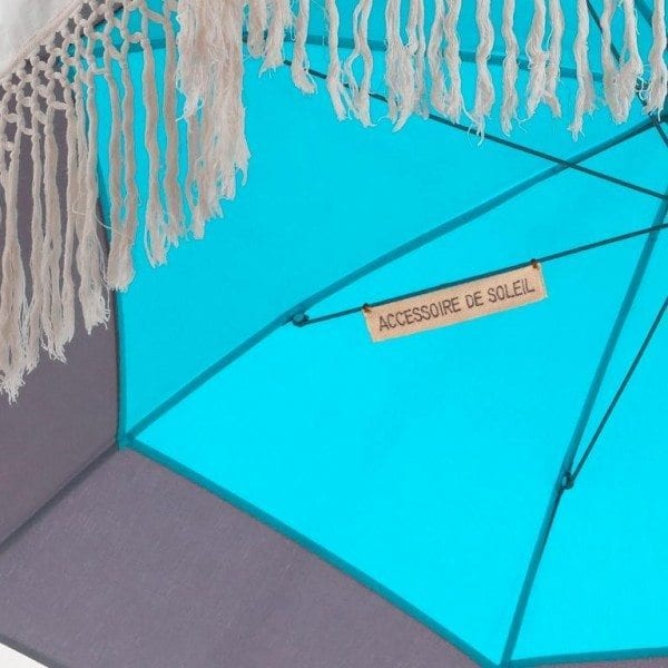 Parasol pas cher Zanzibar Accessoire de soleil - solide et résistant