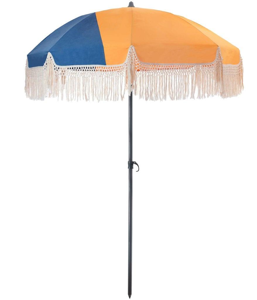 parasol de luxe inclinable sur pied pondichery accessoire de soleil. Black Bedroom Furniture Sets. Home Design Ideas
