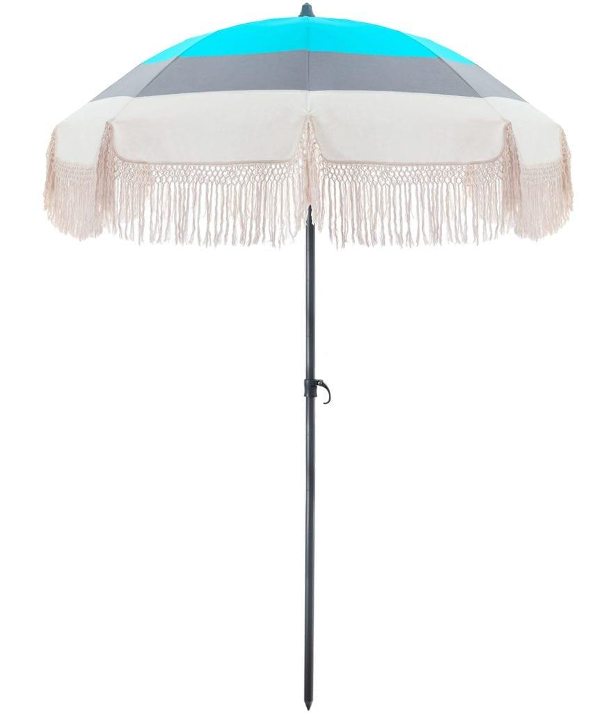 parasol de plage de haute qualit zanzibar accessoire de soleil pour l 39 t. Black Bedroom Furniture Sets. Home Design Ideas