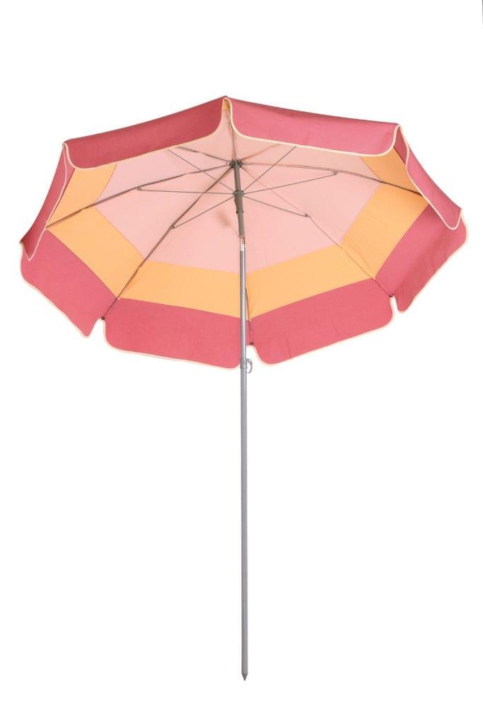 parasol de plage haut de gamme miami avec jupe accessoire de soleil. Black Bedroom Furniture Sets. Home Design Ideas