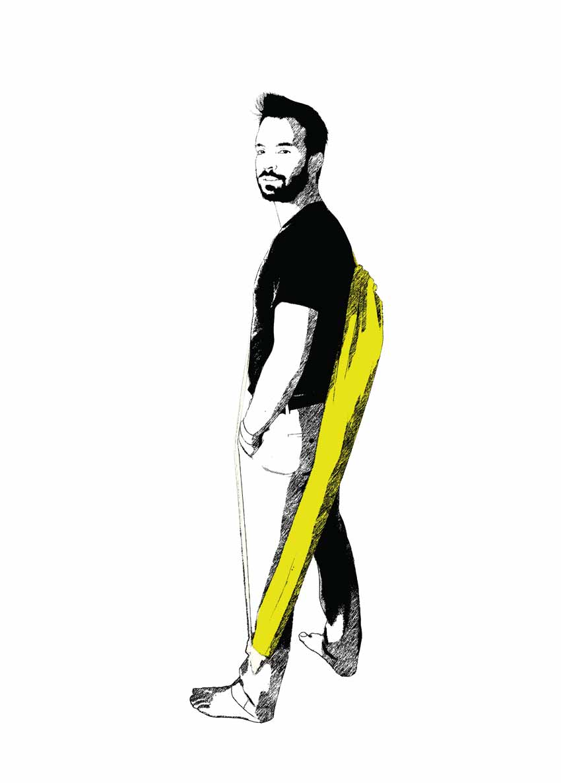Pierre Alain - Créateur des parasols Accessoire de Soleil - Collection été 2015