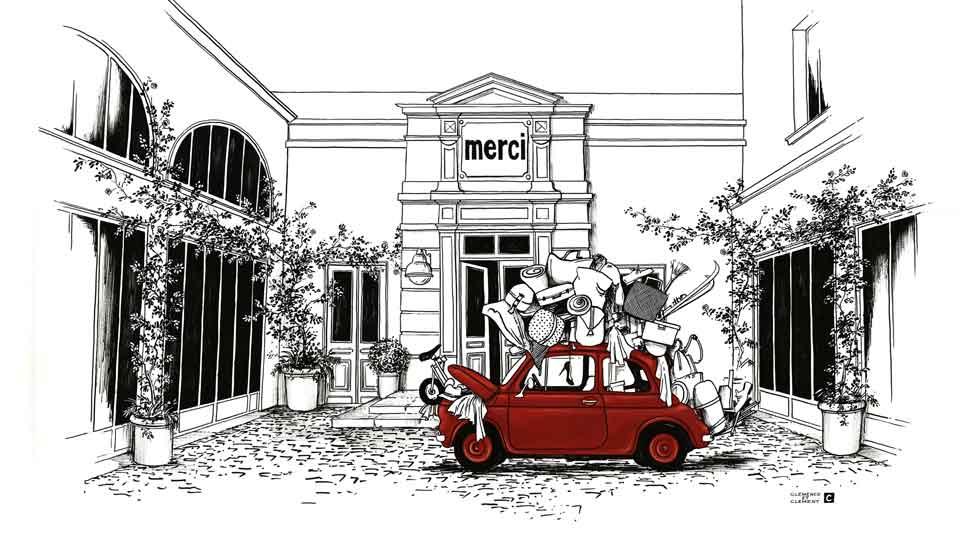 Illustration-FIAT-MERCI-parasol-accessoire-de-soleil