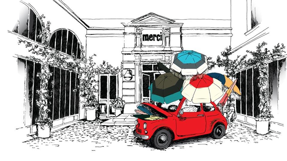 Boutique MERCI