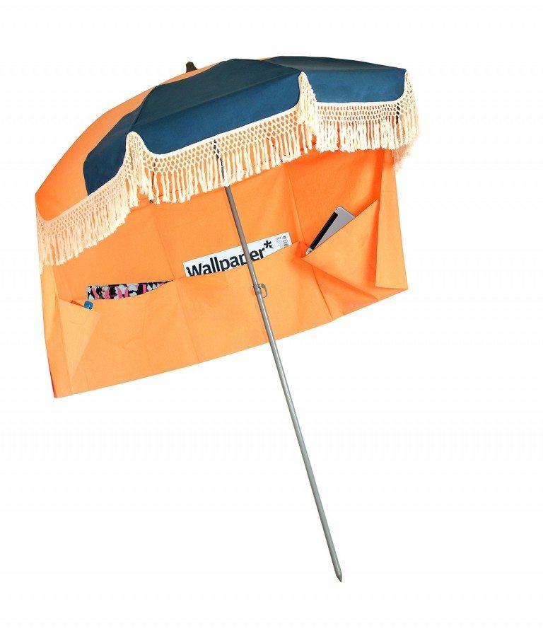 Jupe coupe-vent et parasol Pondichery en solde sur Accessoire de Soleil
