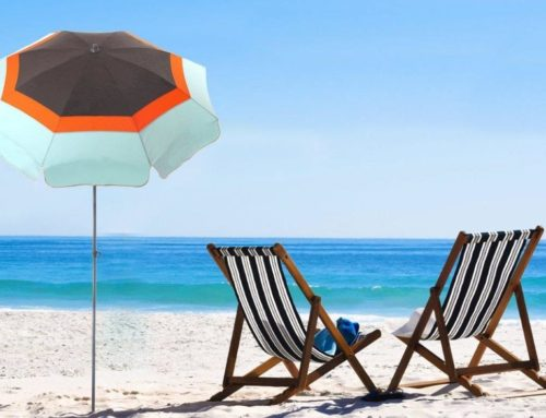 Vacances d'été 2019 : quel parasol pour la plage ?