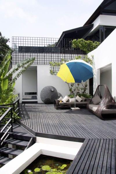 Choisir le bon parasol avec Accessoire de Soleil - Parasol de plage ou de terrasse Rio